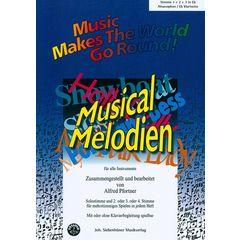 Siebenhüner Musikverlag Musical Melodien A-Sax