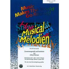 Siebenhüner Musikverlag Musical Melodien Trumpet