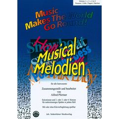Siebenhüner Musikverlag Musical Melodien Trombone