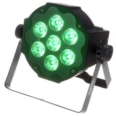 Varytec LED Pad 7 7x10W 5in1 RGBWA