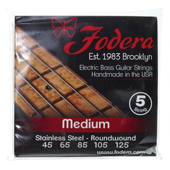 Fodera 5-String Set Medium SS