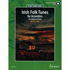 Schott Irish Folk Tunes Accordion