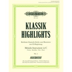 C.F. Peters Klassik Highlights Vol.2