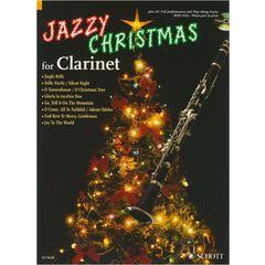 Schott Jazzy Christmas for Clarinet