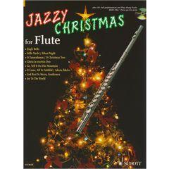 Schott Jazzy Christmas for Flute