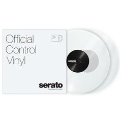 Serato Performance-Series Vinyl Clear