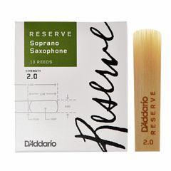 DAddario Woodwinds Reserve Soprano Saxophone 2,0