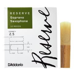 DAddario Woodwinds Reserve Soprano Saxophone 2,5