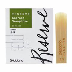 DAddario Woodwinds Reserve Soprano Saxophone 3,5