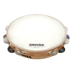 Grover Pro Percussion T2/HS-B Tambourine