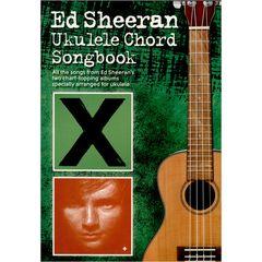 Wise Publications Ed Sheeran Ukulele Chord