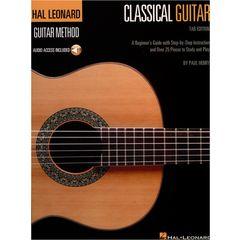 Hal Leonard Classical Guitar Method Tab