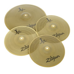 Zildjian L80 Low Volume 348 Box Set