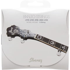 Ibanez IBJS5 Banjo 5 String Set