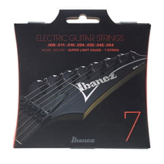 Ibanez IEGS7 E-Guitar String Set 009