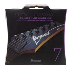 Ibanez IEGS71 E-Guitar String Set 010