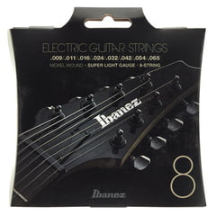 Ibanez IEGS8 E-Guitar String Set 009