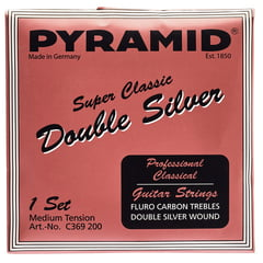 Pyramid Super Classic Carbon NT