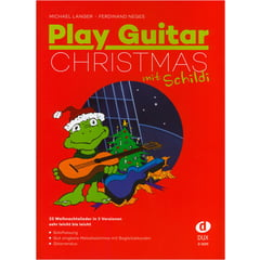 Edition Dux Play Guitar Christmas Schildi