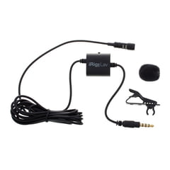 IK Multimedia iRig Mic Lav B-Stock