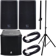dB Technologies LVX 10 Bundle