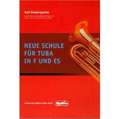 Musikverlag Wilhelm Halter Rinderspacher Schule Tuba F