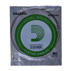 Daddario NW048 Single String