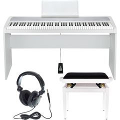 Korg B1 White Stand Bundle