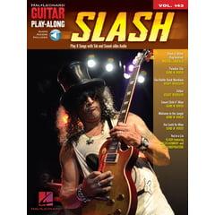 Hal Leonard Guitar Play-Along Slash
