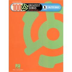 Hal Leonard Greatest Songs Of Rock Altsax.