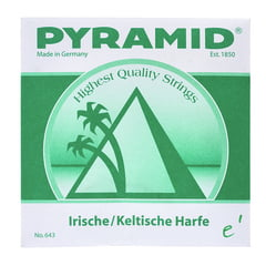 Pyramid Irish / Celtic Harp String e1