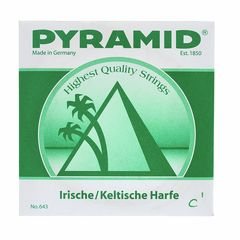 Pyramid Irish / Celtic Harp String c1