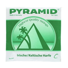 Pyramid Irish / Celtic Harp String C