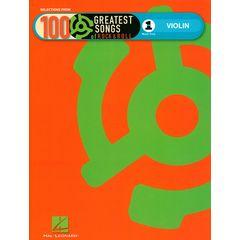 Hal Leonard 100 Greatest Songs Of Rock VL