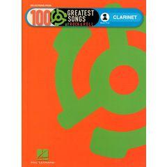 Hal Leonard 100 Greatest Songs Of Rock CL