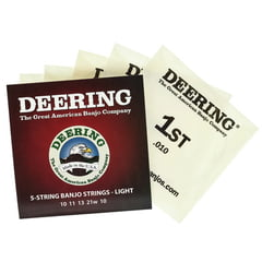 Deering 5 String Banjo Light Set