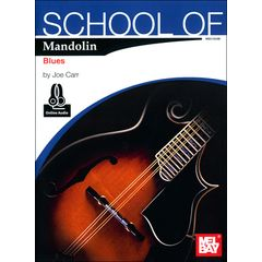 Mel Bay School Of Mandolin - Blues