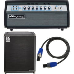Ampeg SVT VR Bundle