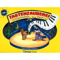 Mitropa Music Tastenzauberei 1+CD