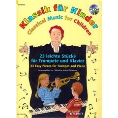 Schott Klassik für Kinder Trumpet