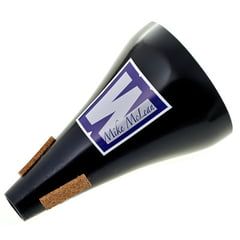 Mike McLean Mutes Straight Mute Eb-Trumpet
