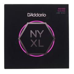 Daddario NYXL45100 Bass Set