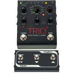 Digitech Trio+ Band Creator Bundle