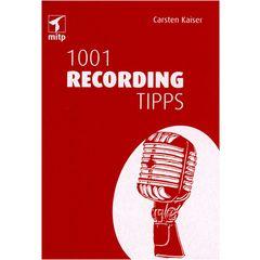 mitp Verlag 1001 Recording Tipps
