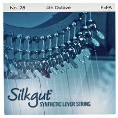 Bow Brand Silkgut 4th F Harp Str. No.28