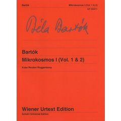 Universal Edition Bartok Mikrokosmos I (Vol.1&2)