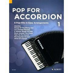 Schott Pop For Accordion Vol.1