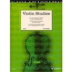 Schott Violin Studies