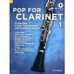 Schott Pop For Clarinet Vol.1