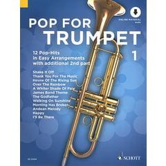Schott Pop For Trumpet Vol.1